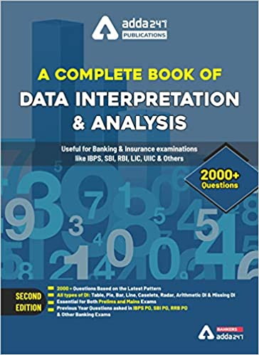Best IBPS books for Data interpretation and analysis