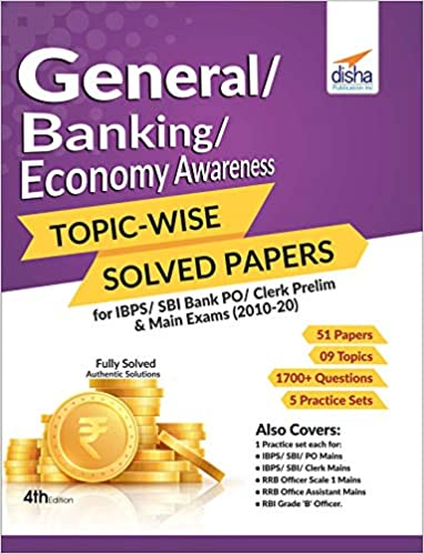 Best IBPS books for General awareness