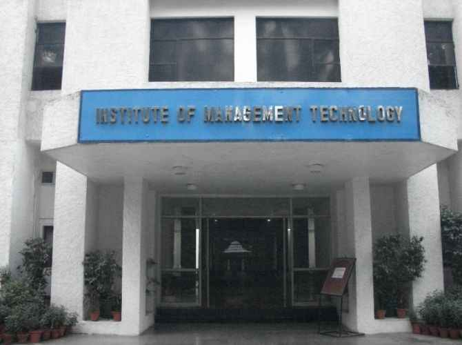 Institute of Management Technology, Ghaziabad