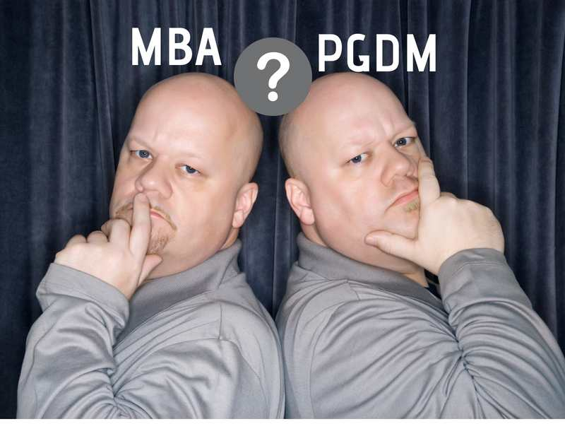 Which Course is Better, MBA or PGDM?