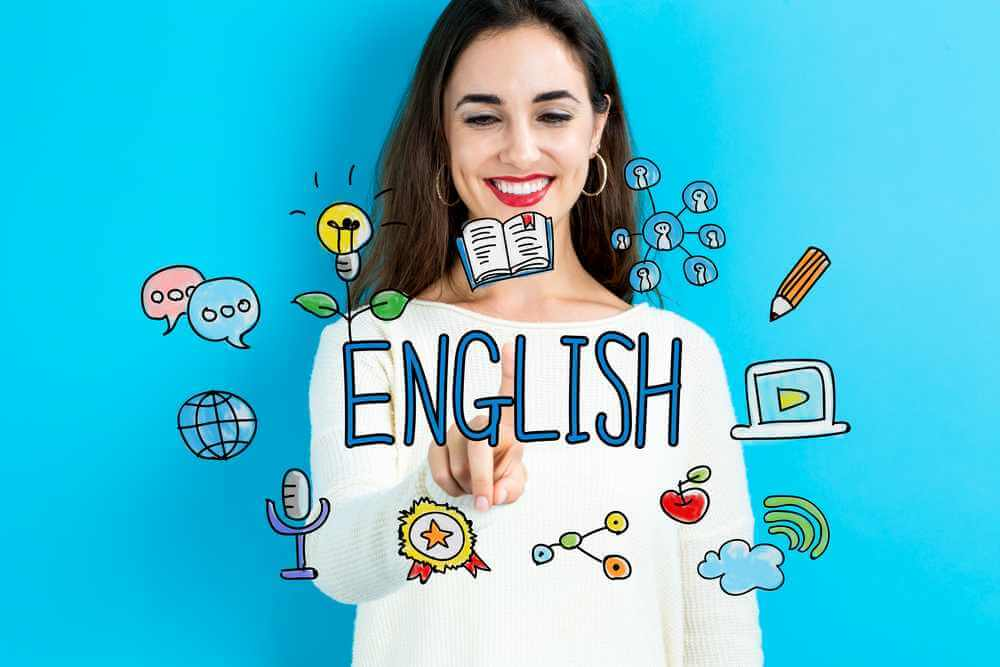 What is the best book to learn English?
