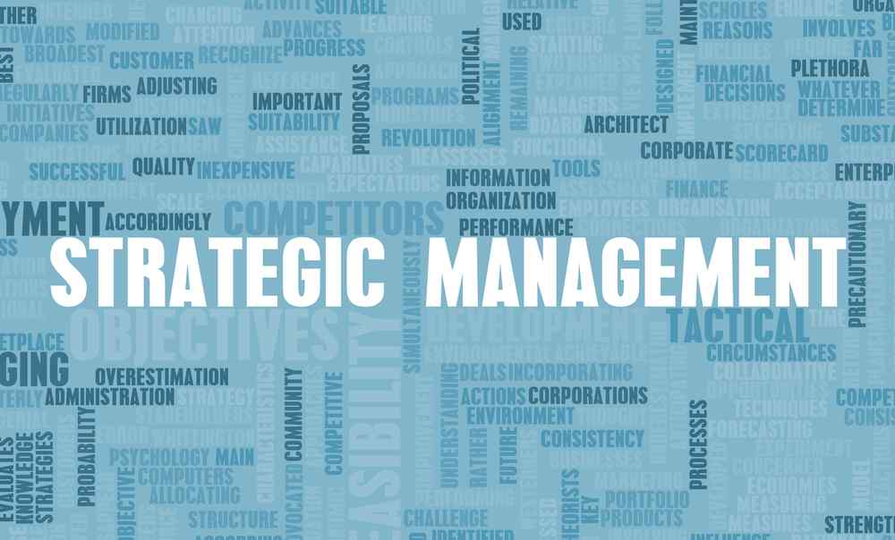 General and strategic management