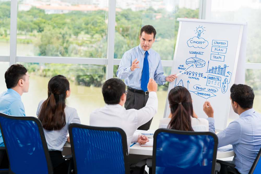 mba as Marketing Manager