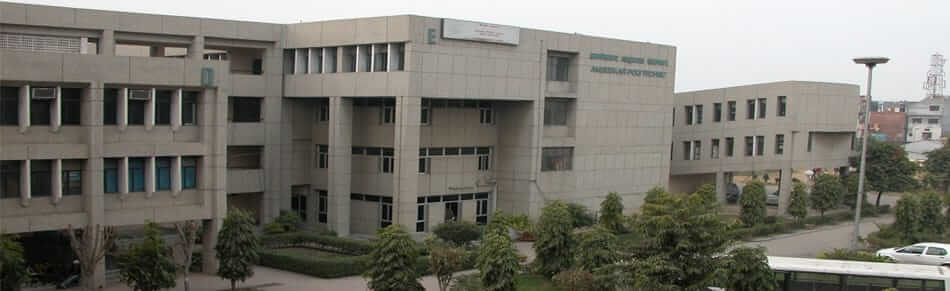 which is best polytechnic colleges in delhi