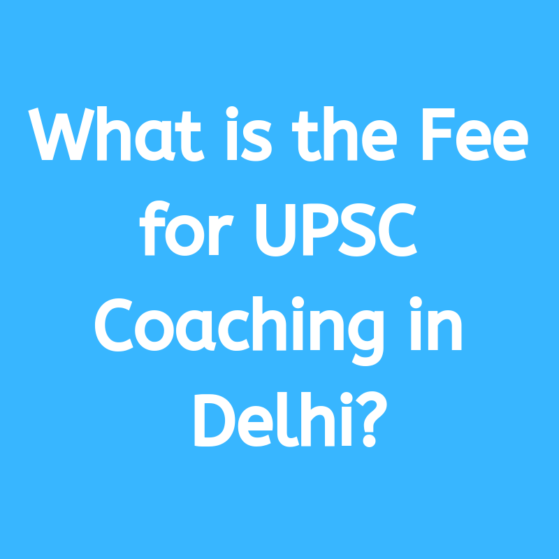 best upsc coaching inn delhi
