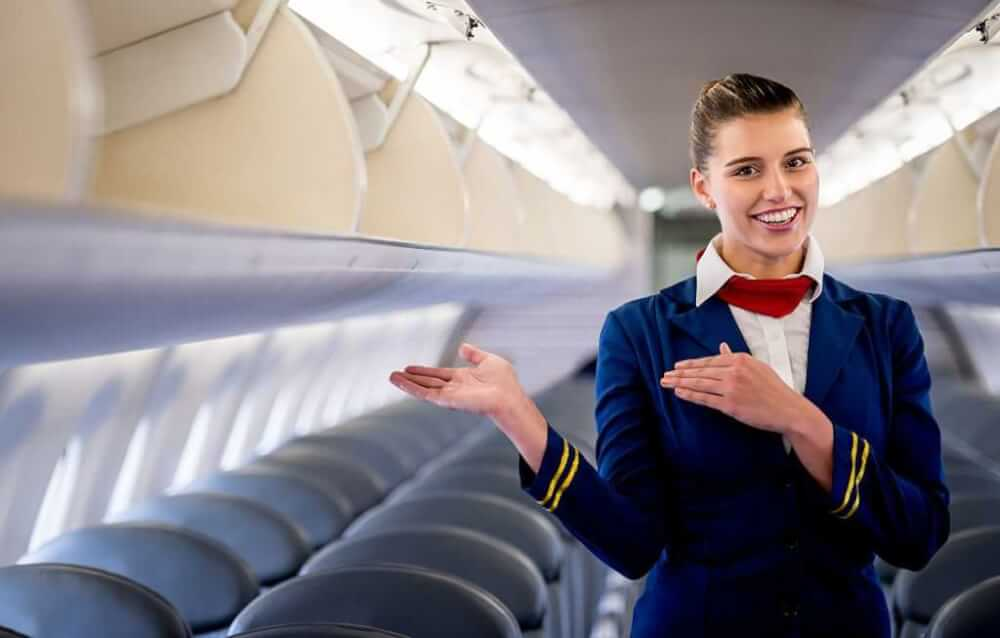 Air Hostess Courses Fees