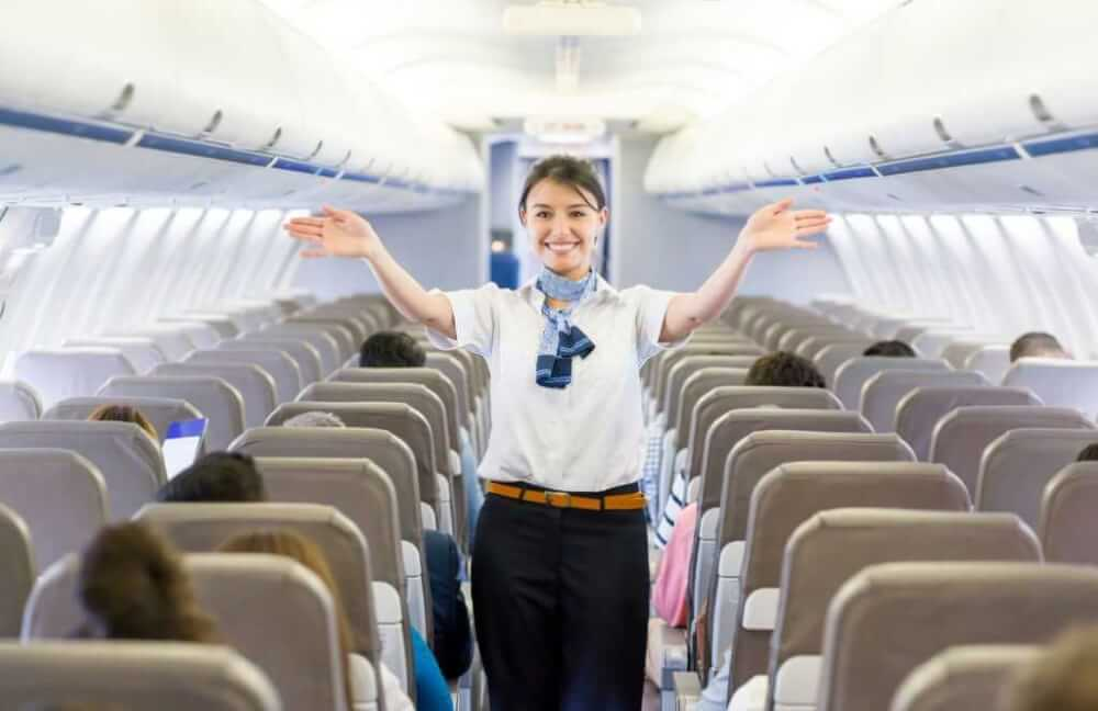 List of Air Hostess College in India