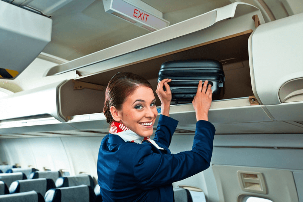 list of air hostess courses in india