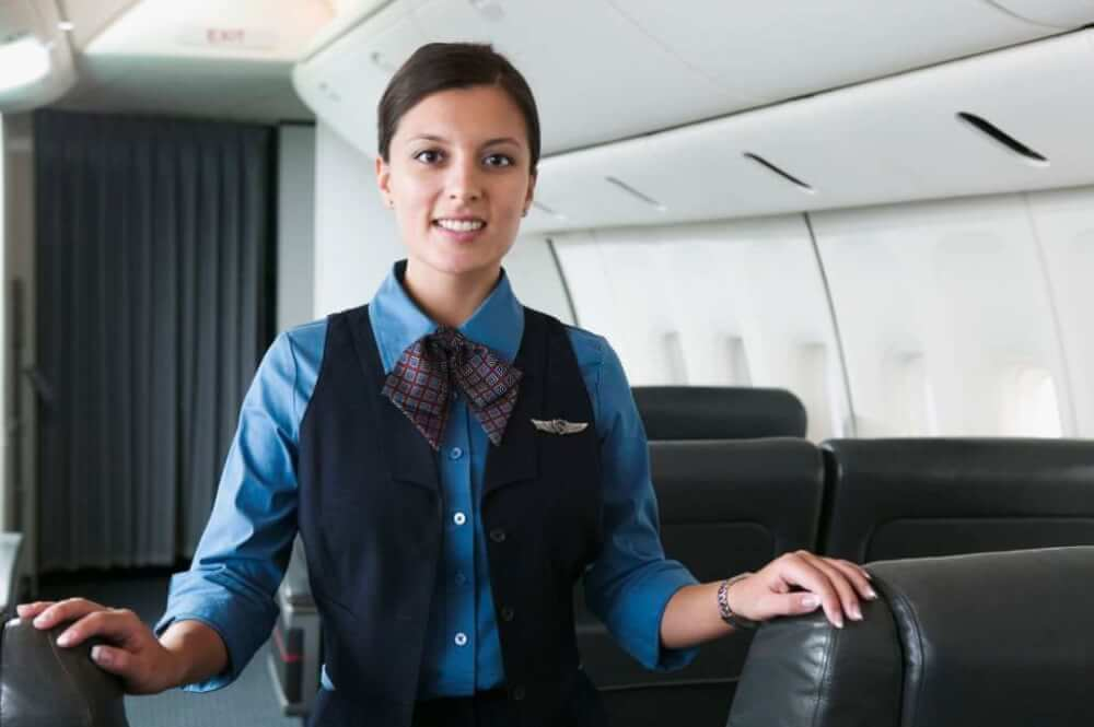 air hostess course